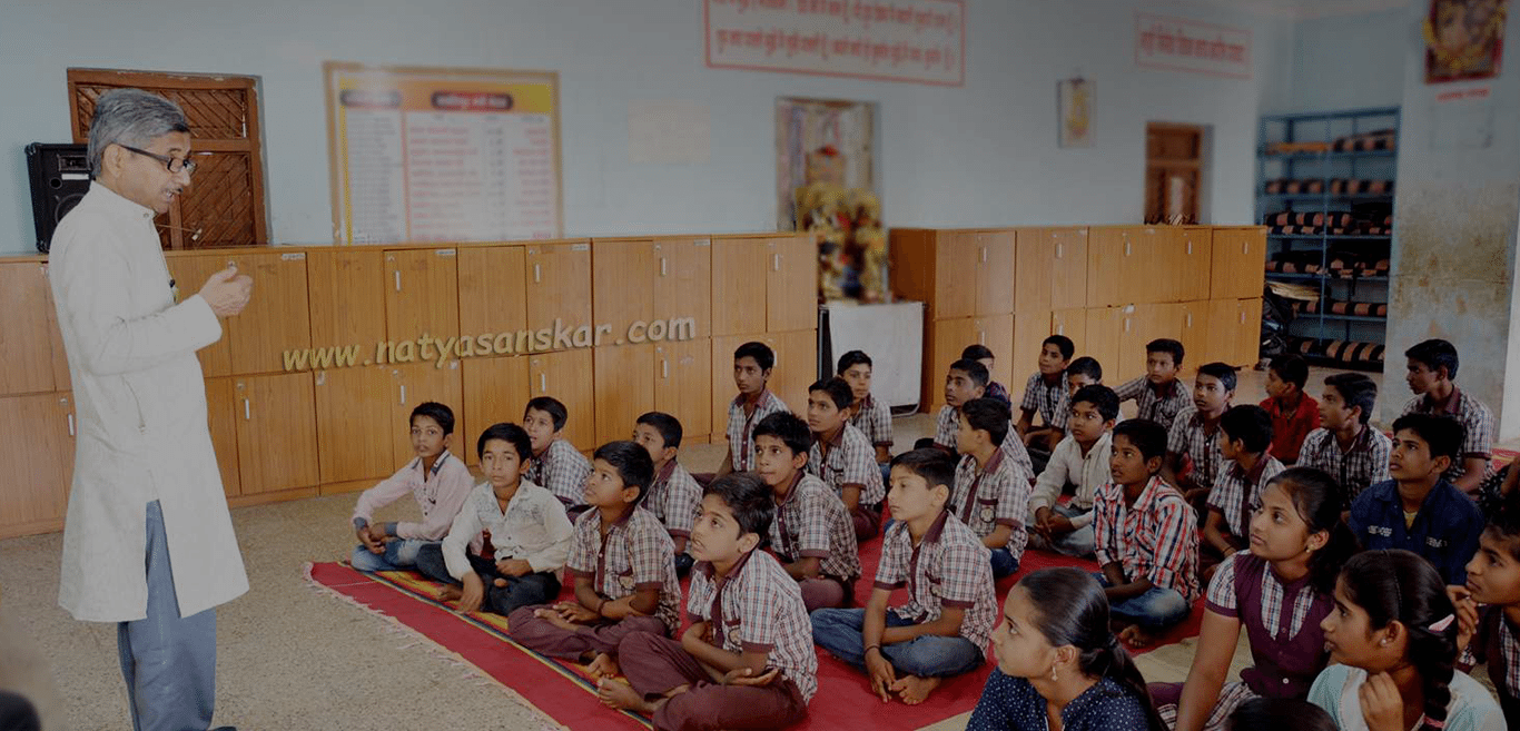 बालनाट्य प्रशिक्षण शिबीर